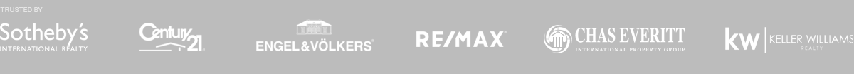 Trusted by Sotheby's Century21 Engel&Voelkers Remax Keller Williams Realty Huizemark